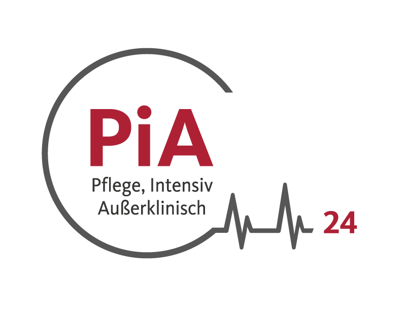 PiA24 Logo - Ambulante Intensivpflege & Palliativpflege in Wittstock