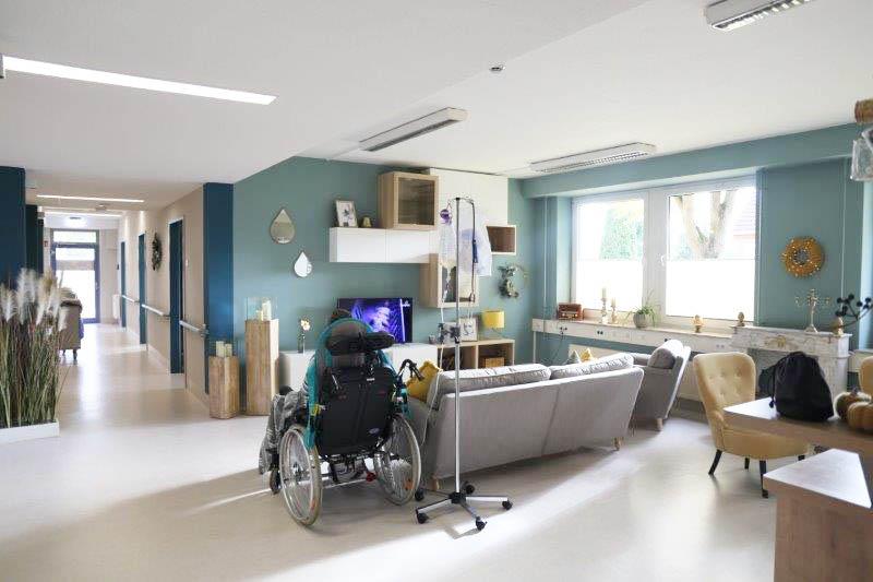 Unser Wohngemeinschaftsraum bei PiA24 Intensivpflege